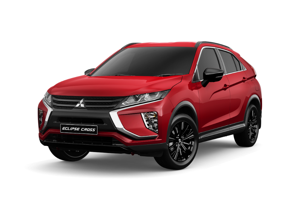 Eclipse Cross Black Edition Red Diamond Red-969
