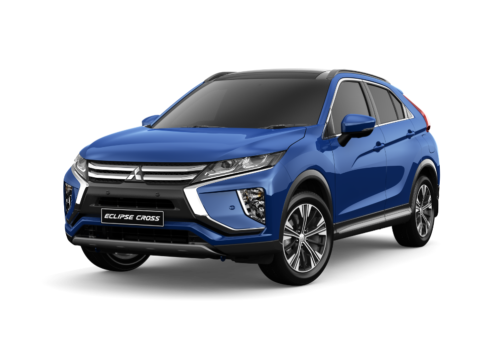 Eclipse Cross VRX Blue-560